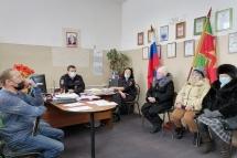 Участковый уполномоченный полиции отчитался о своей работе на территории Микшинского сельского поселения в 2020 году