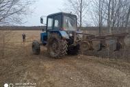 В Микшинском сельском поселении состоялись учения по пожарной безопасности