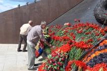 Поездка на Ржевский  мемориал